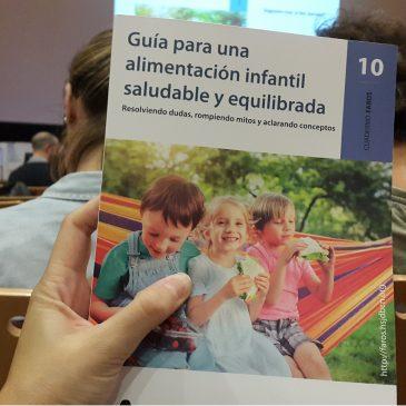 FAROS y la guía para una alimentación infantil saludable y equilibrada